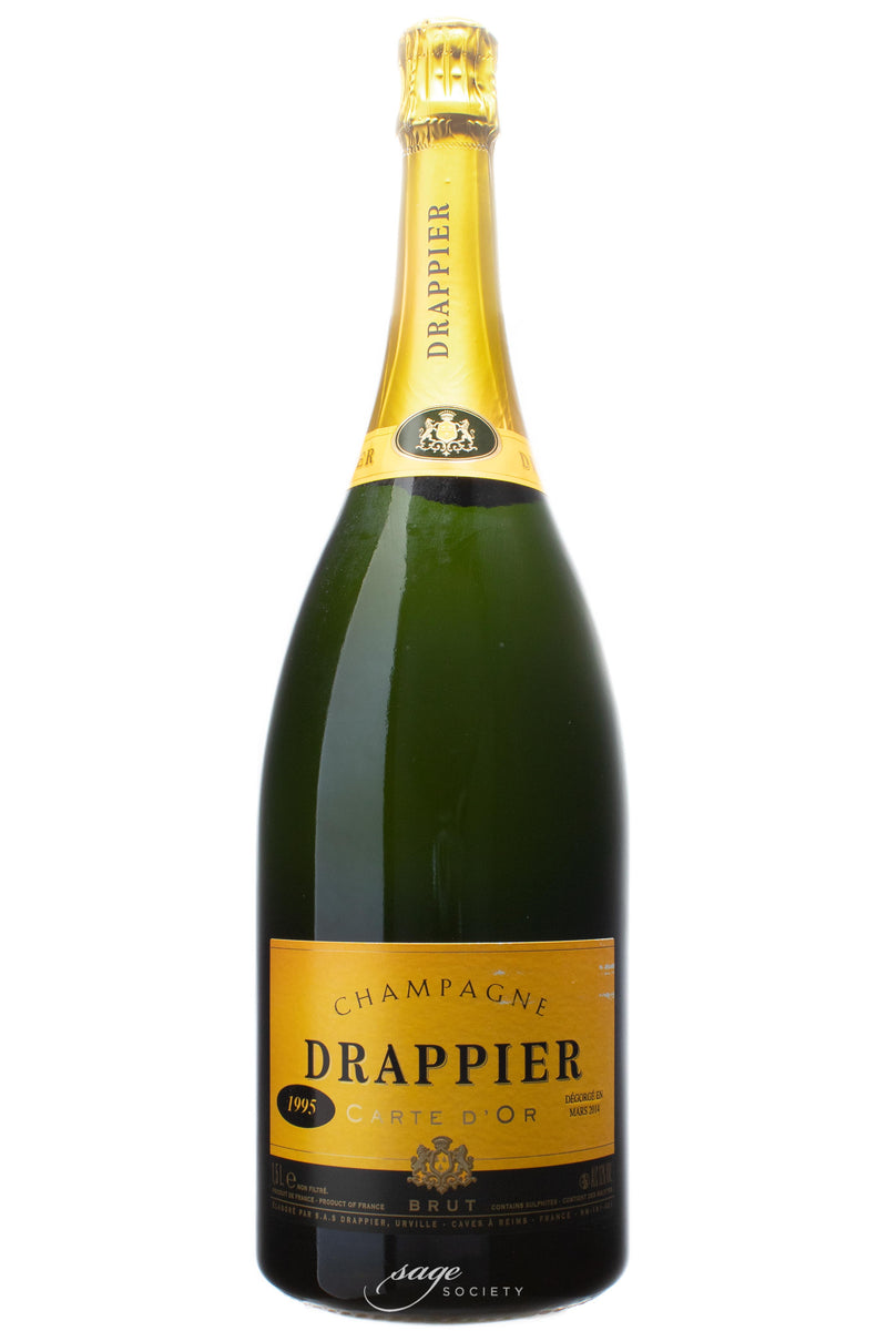 1995 Drappier Champagne Carte d'Or Brut 1.5L