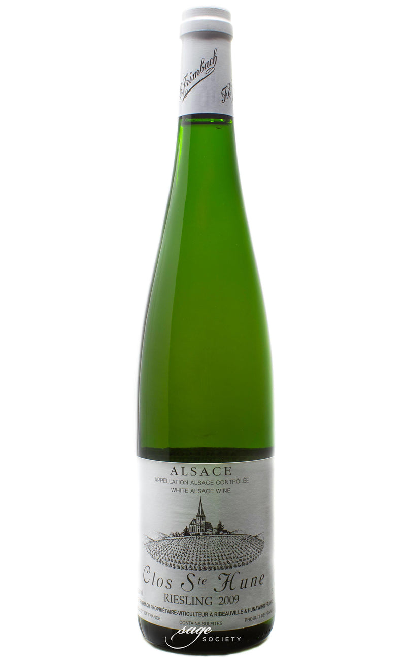 2009 Trimbach Riesling Clos Ste. Hune