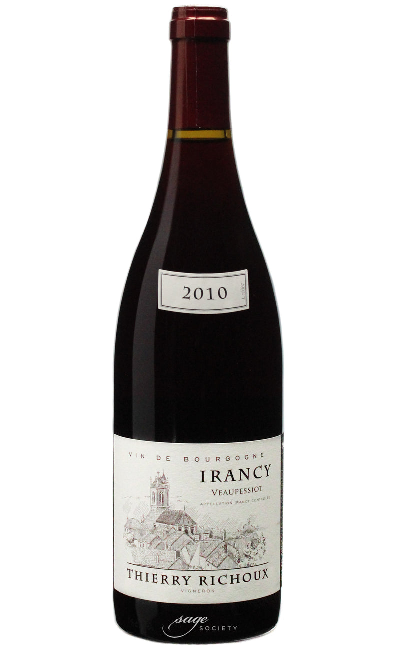 2010 Thierry Richoux Irancy Veaupessiot