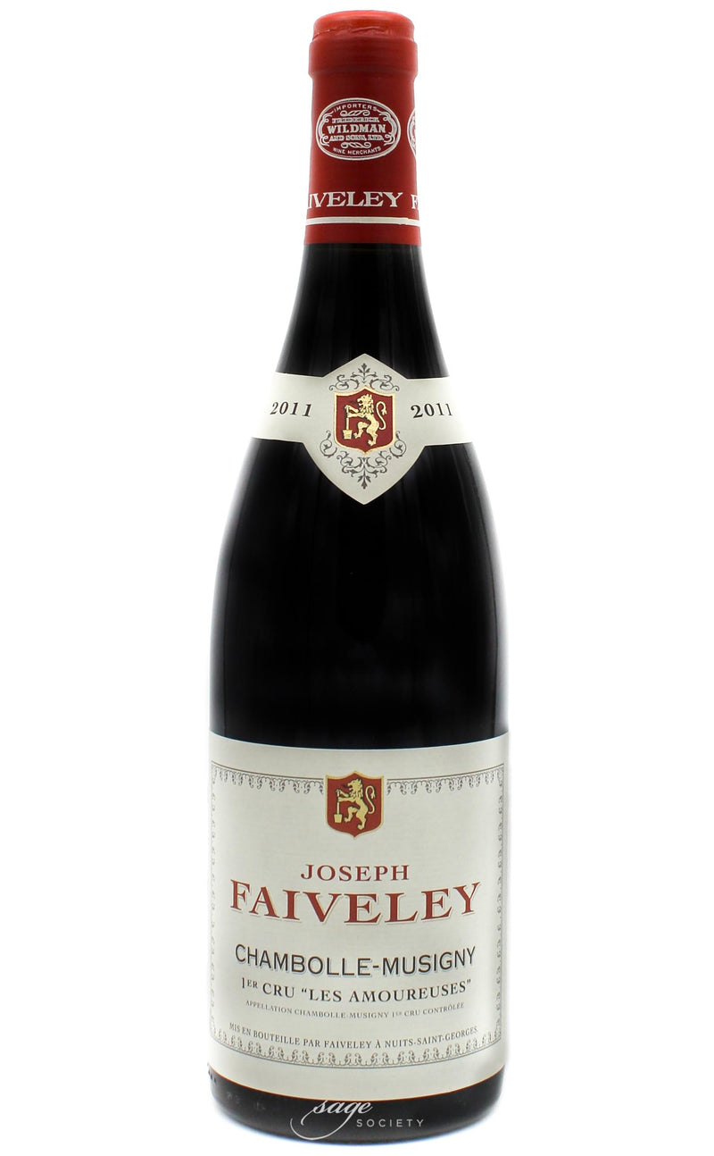 2011 Faiveley Chambolle-Musigny 1er Cru Les Amoureuses