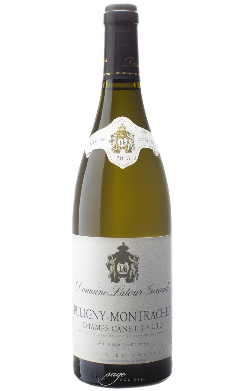 2013 Domaine Latour-Giraud Puligny-Montrachet 1er Cru Champs Canet