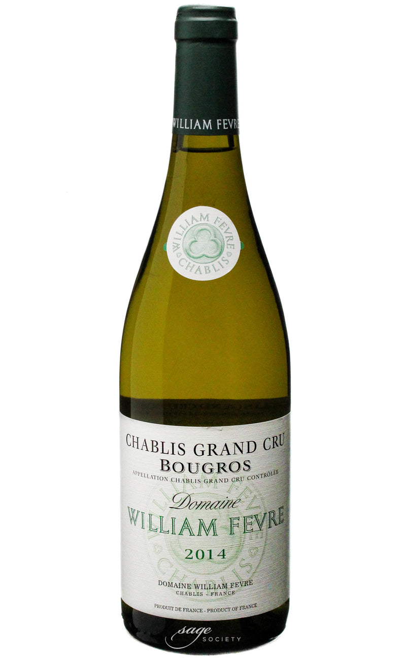 2014 Domaine William Fèvre Chablis Bougros
