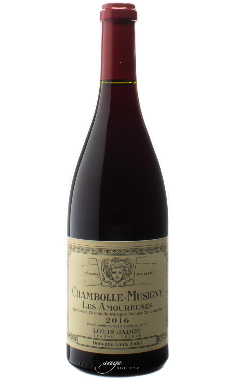 2016 Louis Jadot Chambolle-Musigny 1er Cru Les Amoureuses