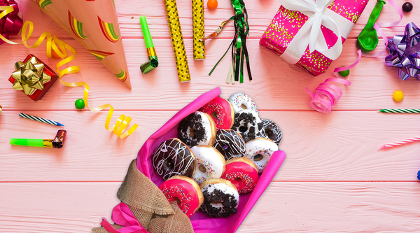 These 7 Donut Bouquet Gift Ideas Are Perfect for Every Celebration