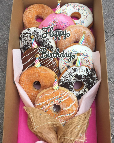 The Donut Bouquet shares donut bouquet gift ideas for every celebration
