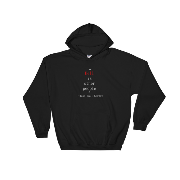 Philosophical Measures Hoodie