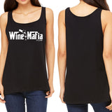 Wine Mafia Women's Tank Top - Wine Pour