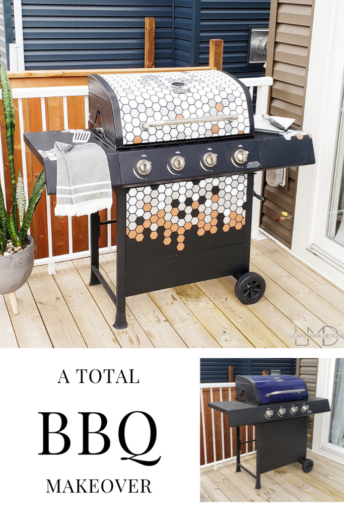 BBQ Refresh with Rustoleum Canada