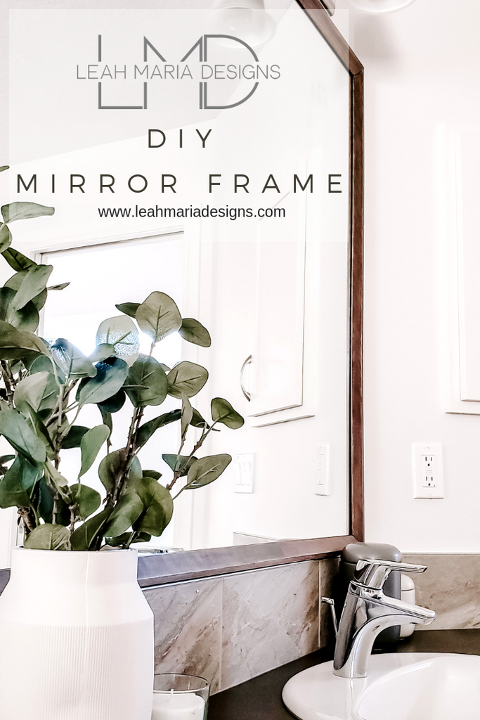 How to Frame a Mirror