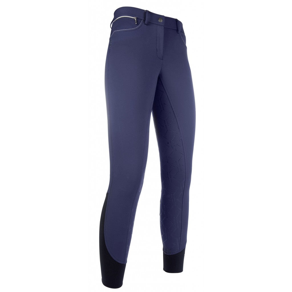 Softshell riding breeches -Style- silicone full s.
