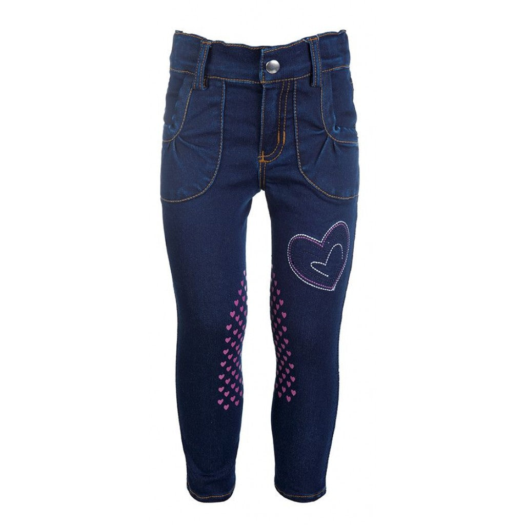Riding breeches -Bellamonte Horses- s. knee patch