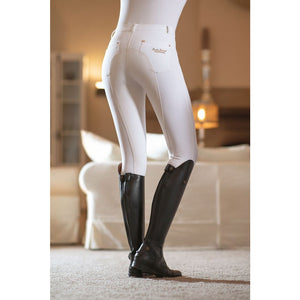 Riding breeches -LG Basic- Alos full seat