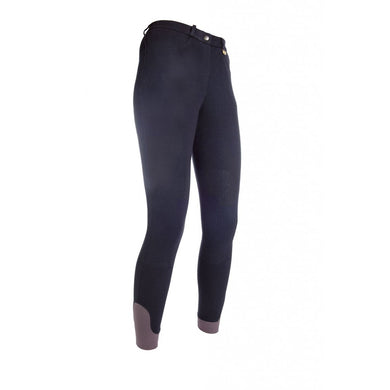 Riding breeches -Kate- silicone knee patch