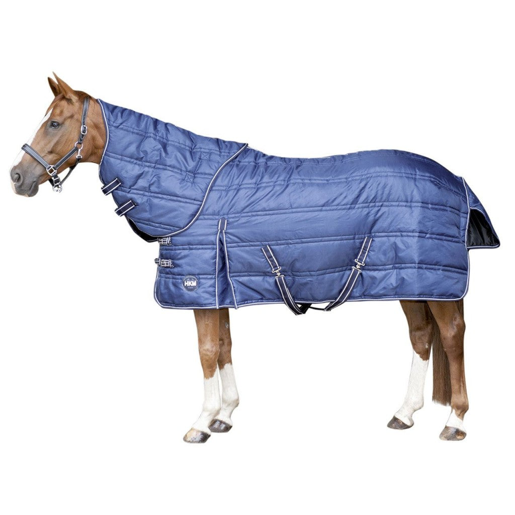 Stable rug -Innovation- with detachable neck cover