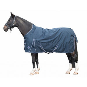 Turnout rug highneck -Starter- 600D, fleece lining