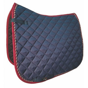 Saddle cloth -extra Style- checked allover