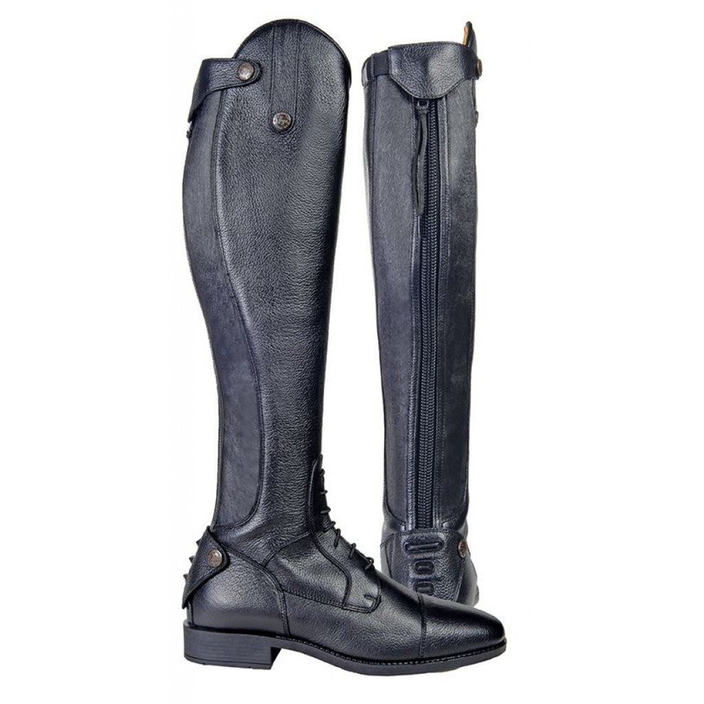 Riding boots -Latinium Style- short, width L