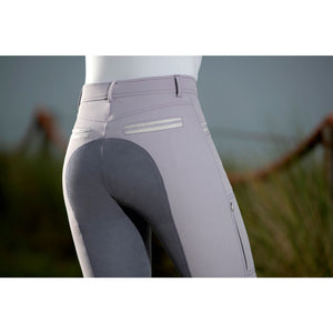 Riding breeches -Mondiale EVA- 3/4 Alos seat