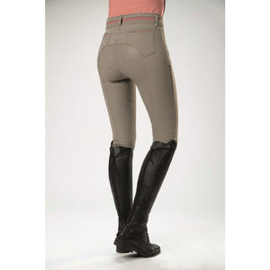 Riding breeches -Topas- CM Style sil. full seat