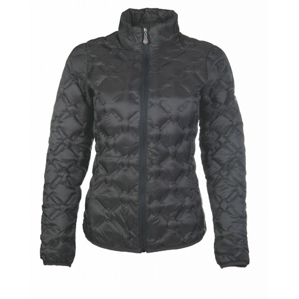Quilted jacket -Certified Down- Style