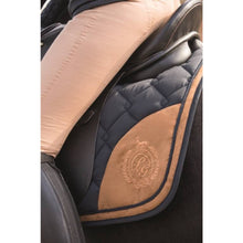 Saddle cloth -Champagne-