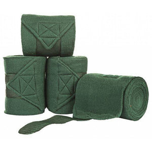 Polar fleece bandages