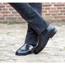 Jodhpur boots -Soft- with elasticated vent