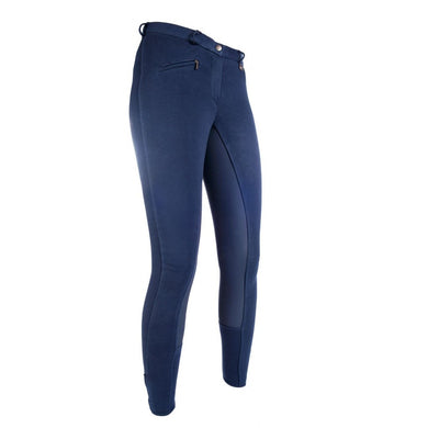 Riding breeches -Basic Belmtex Grip- 3/4 seat - Childs