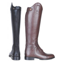 Riding boots -Spain-, soft leather, normal/wide