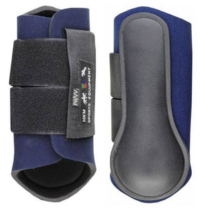 Double locking softopren protection boots