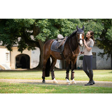 Riding breeches -LG Basic- silicone knee patch