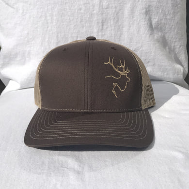Brown/Tan Hat