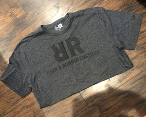 Charcoal Grey Short Sleeve