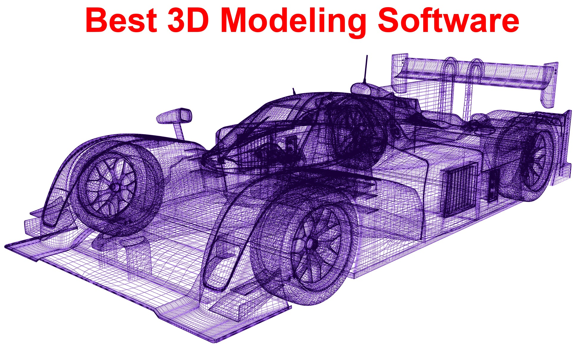 Best 3D Modeling Software