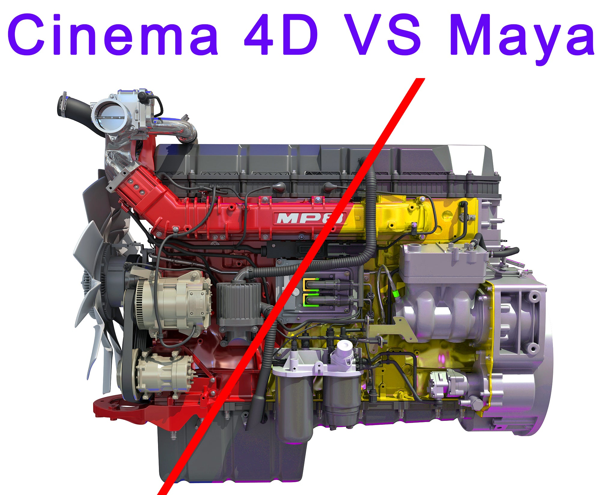 Cinema 4D VS Maya – Which Is Better