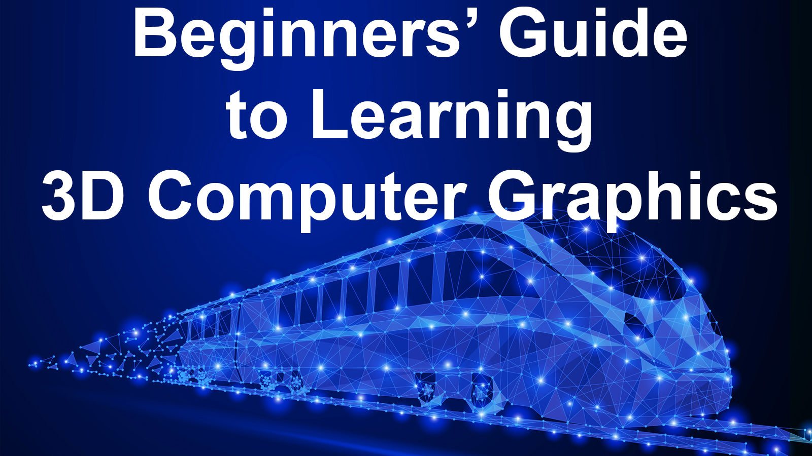 Learning 3D Computer Graphics