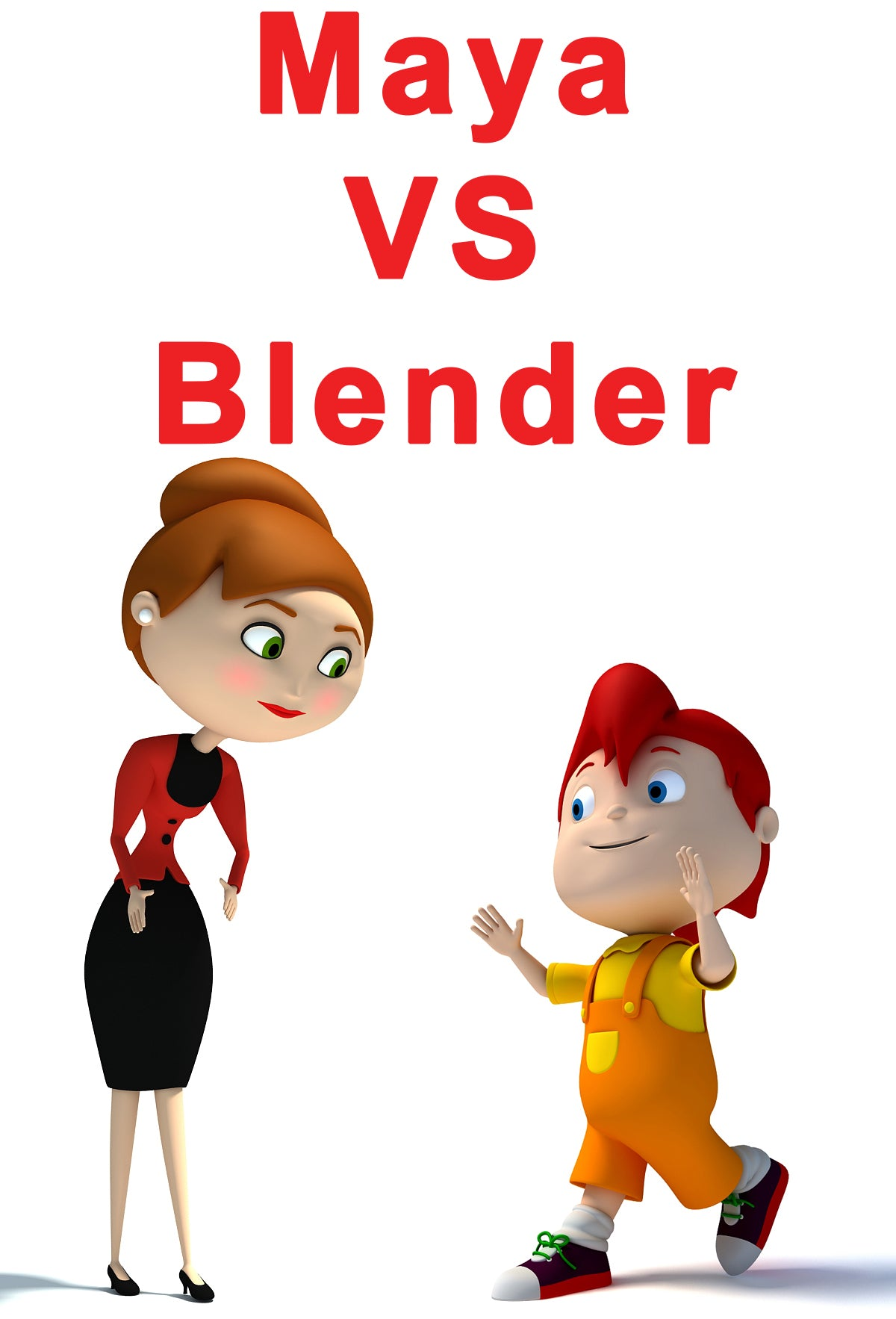 Maya VS Blender – Which Is Better?