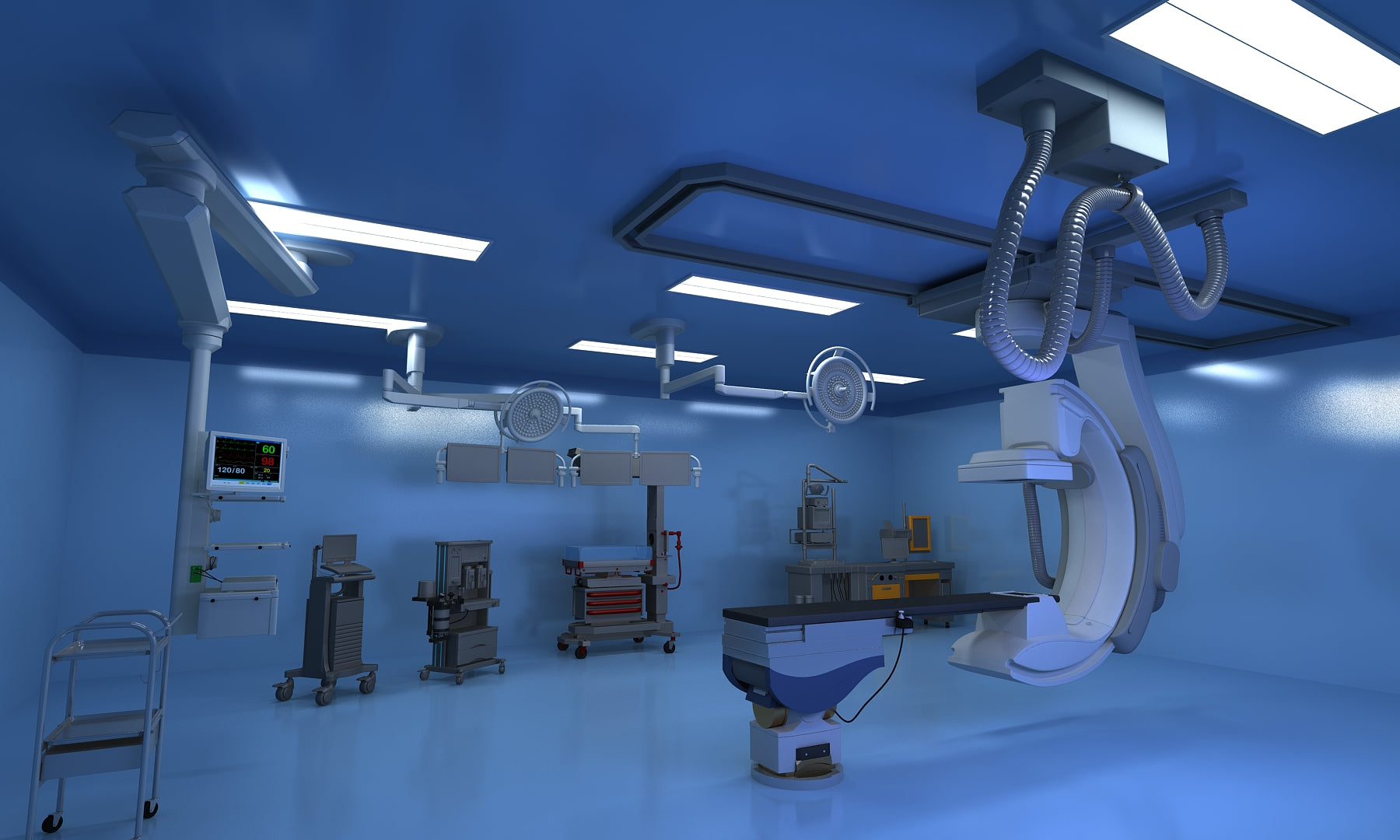 3D Models Have Changed The Healthcare Industry
