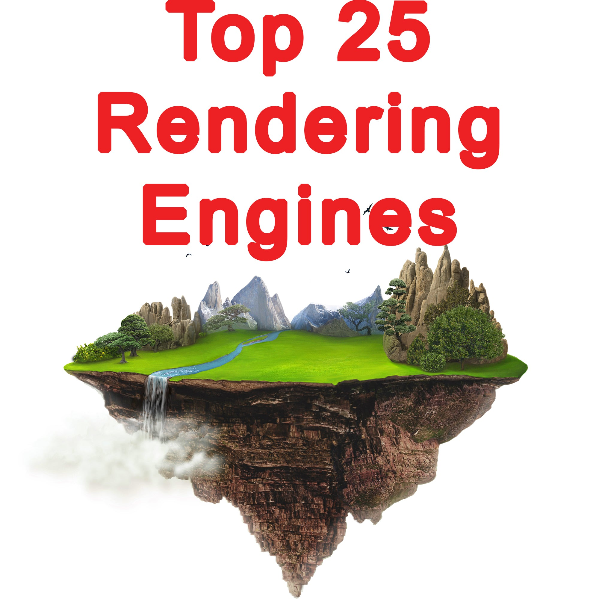 Top 25 Rendering Engines for 3DS Max
