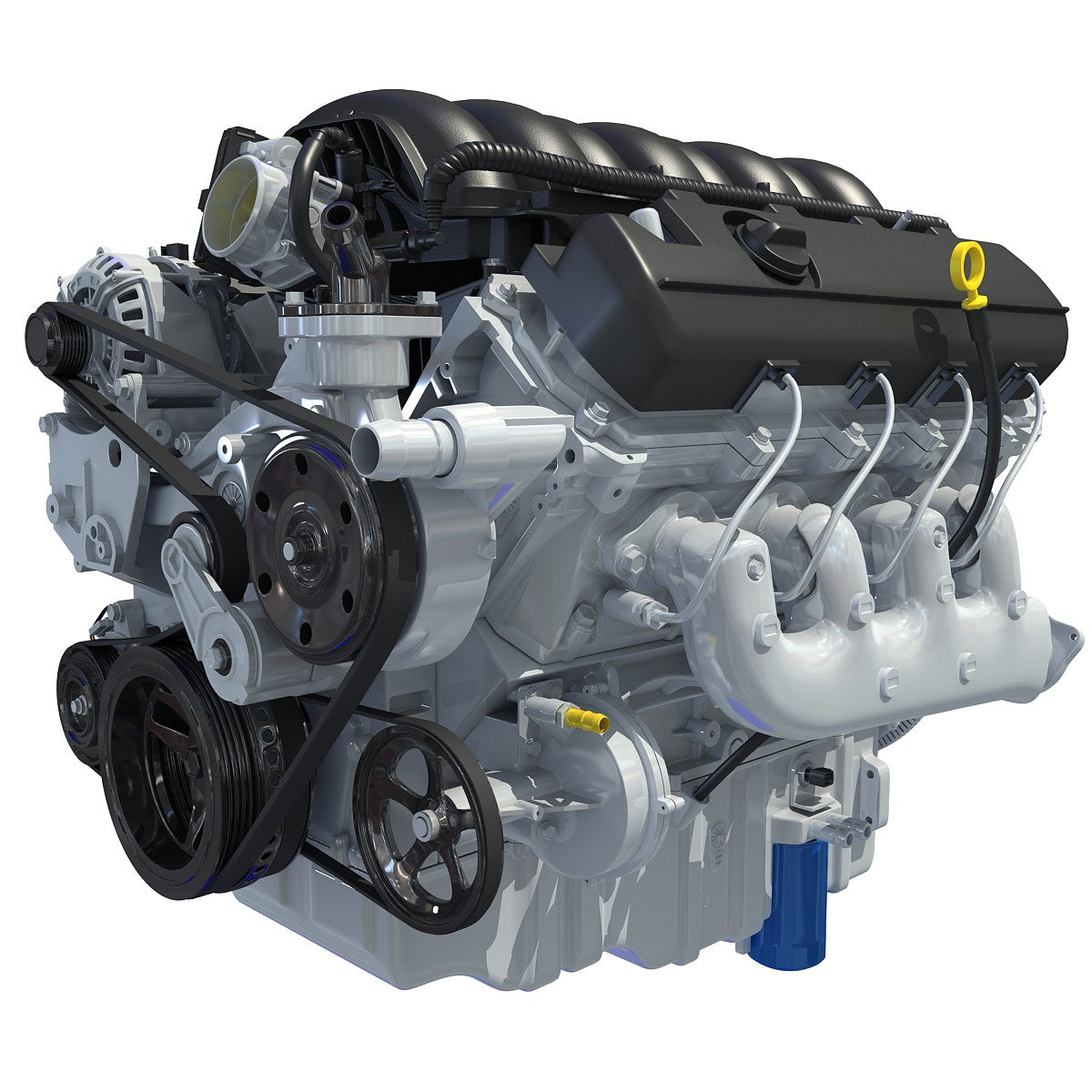 V8 Engine Chevrolet Silverado