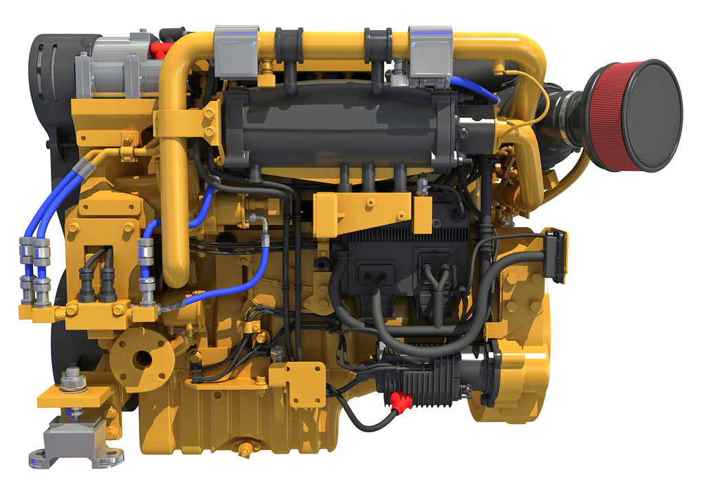 Propulsion Marine Engine