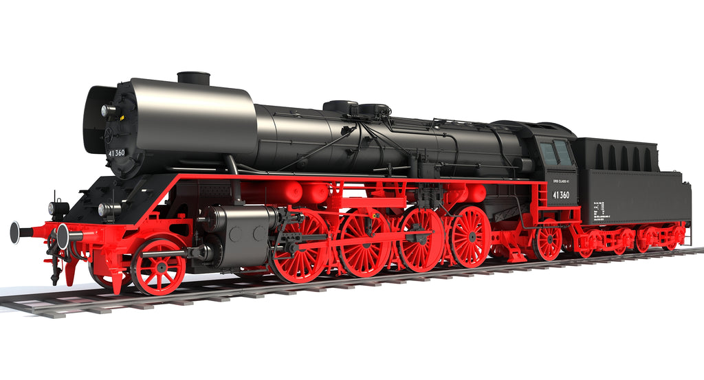 Steam Locomotive DRB Class 41