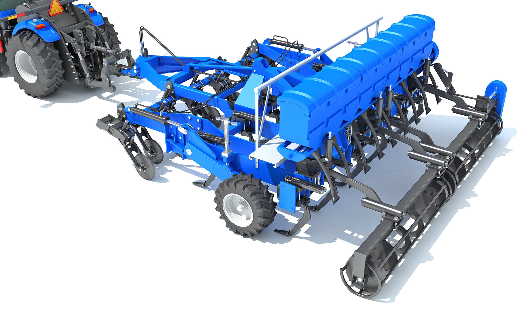 New Holland Tractor Model