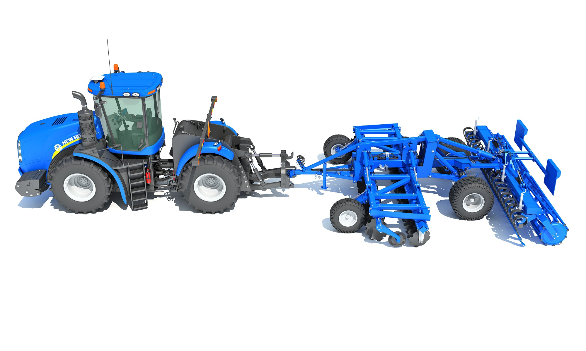 Tractor Seed Drill New Holland