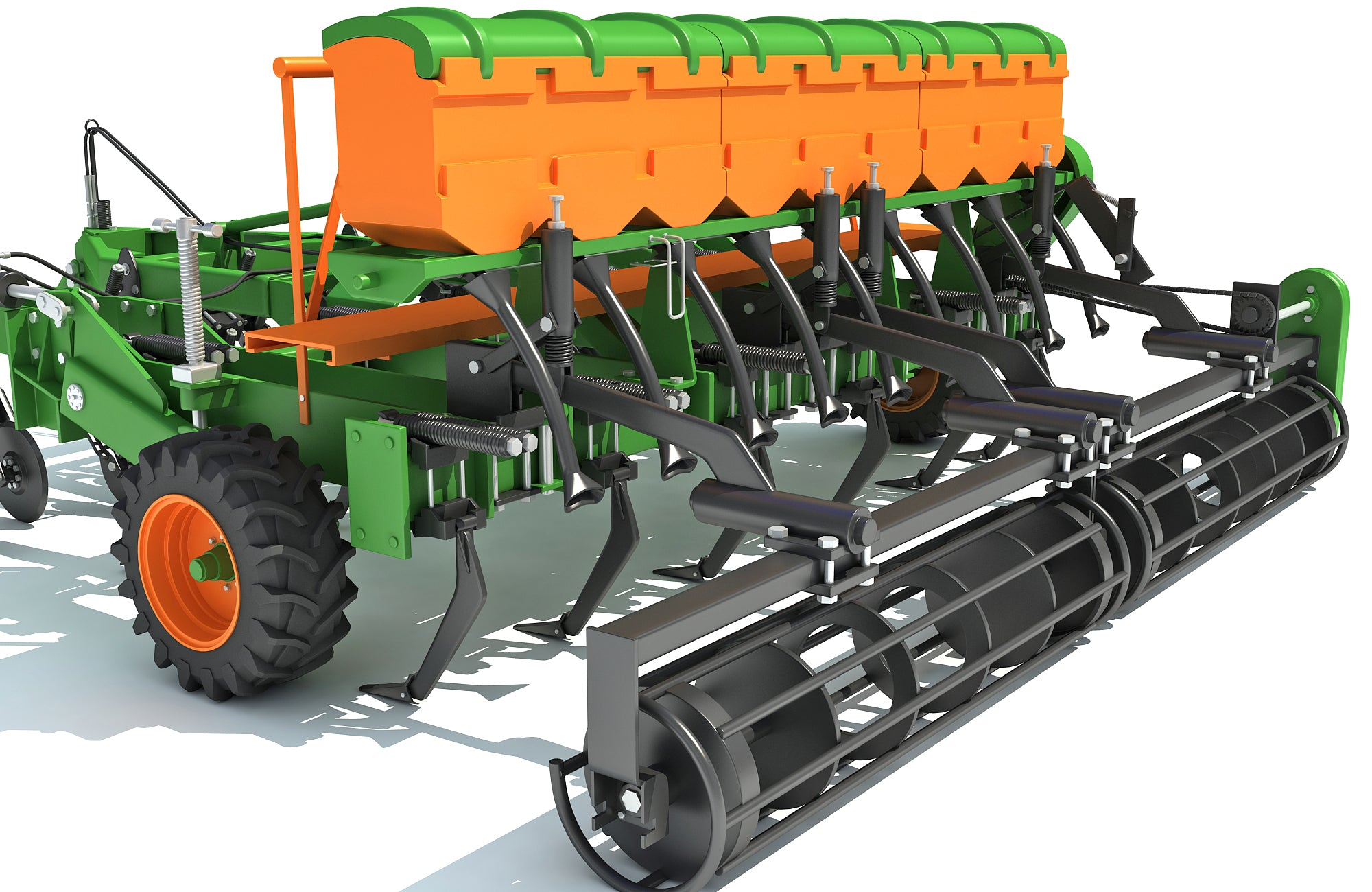 Seed Drill Disc