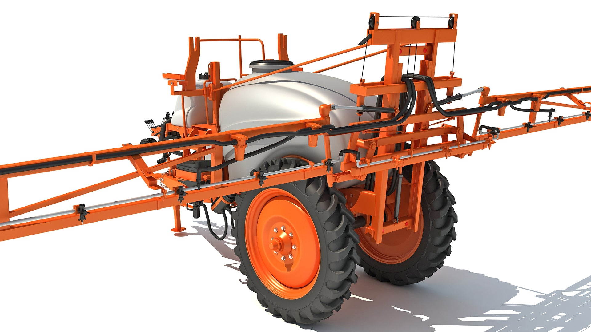 Trailed Farm Sprayer