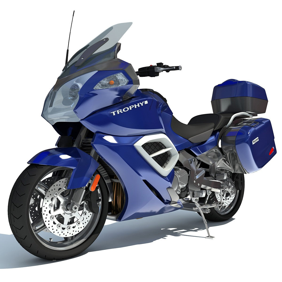 3D Motorcycles and Bikes Models