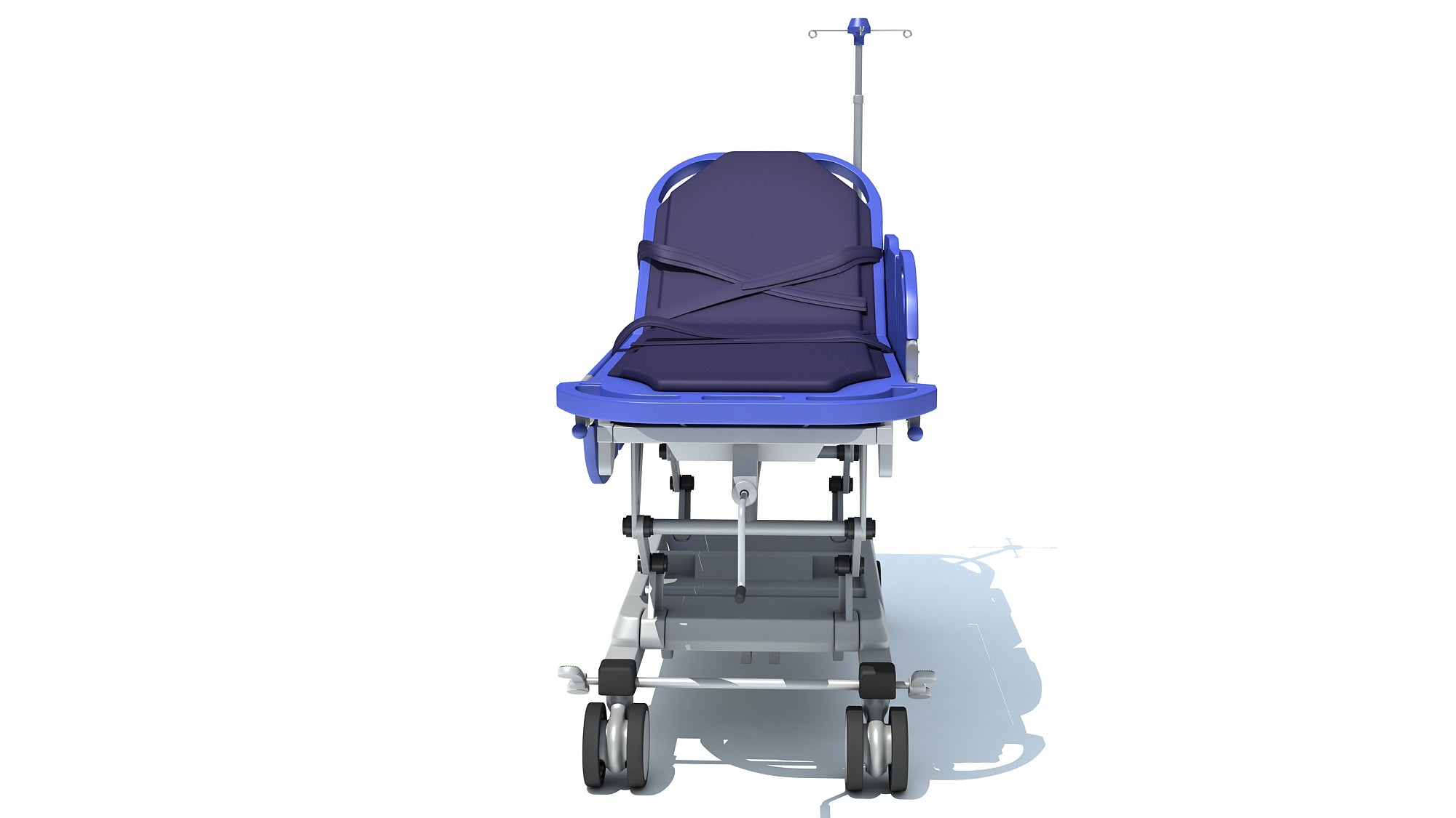 Emergency Stretcher Trolley