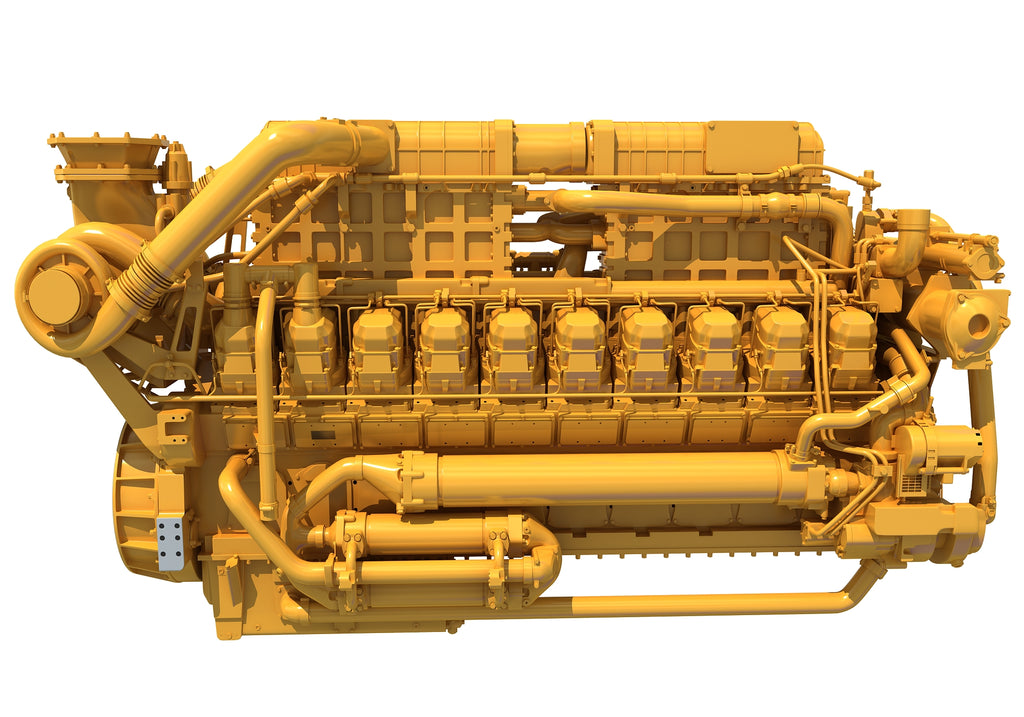 20 Cylinders Engine