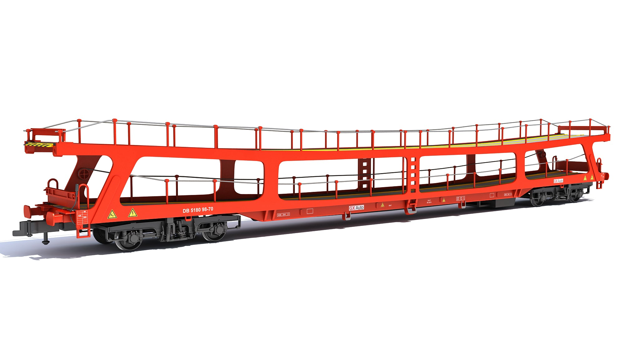 Car Transporter Railroad Wagon